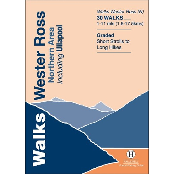 Walks Wester Ross Northern Area: Including Ullapool by Richard Hallewell (Paperback, 2011)