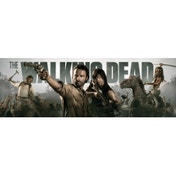 The Walking Dead Banner Poster