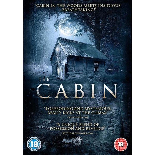 The Cabin DVD