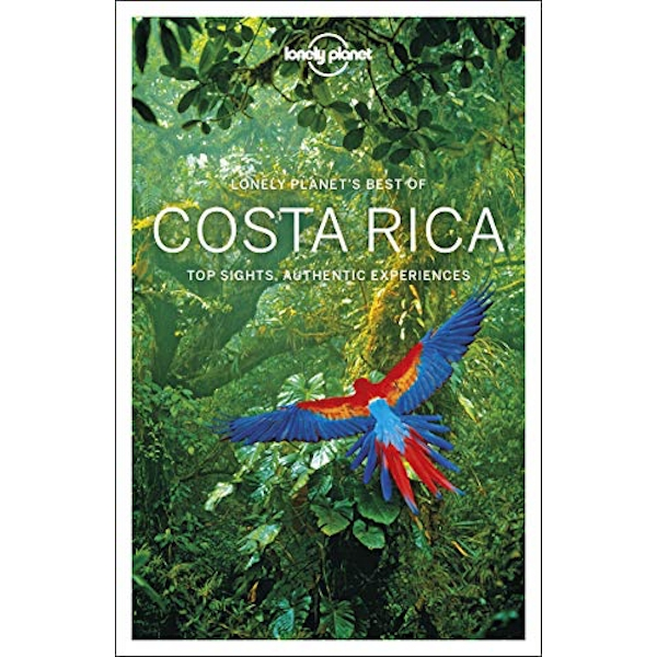 Lonely Planet Best of Costa Rica  Paperback / softback 2018