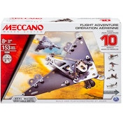 Meccano 10 Model Set Flight