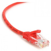 StarTech 3m Cat5e Snagless Crossover UTP Network Patch Cable (Orange)