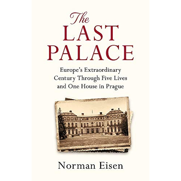 The Last Palace  Paperback 2018
