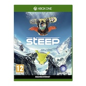 Steep Xbox One Game [Used]