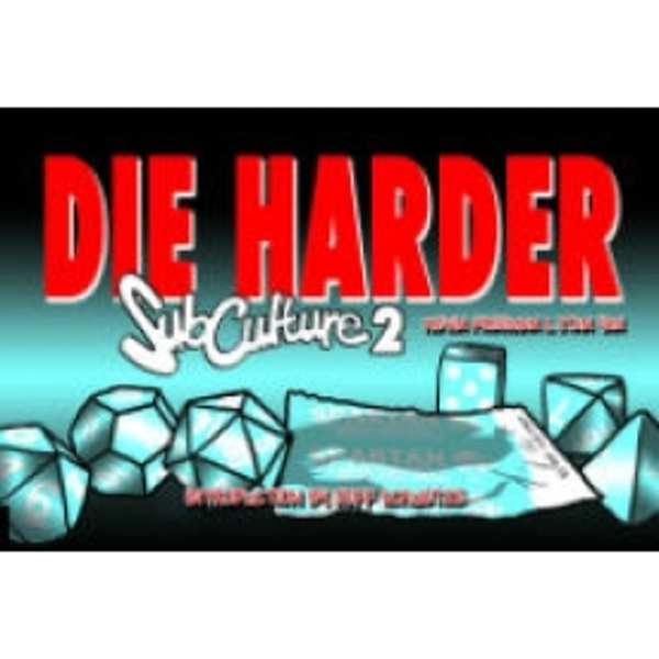 Subculture Webstrips Volume 2: Die Harder