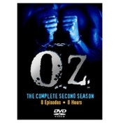 Oz Season 2 DVD