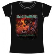 Iron Maiden From Fear to Eternity Album Skinny TS: Medium