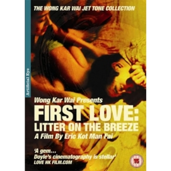 First Love - Litter On The Breeze DVD