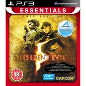 Resident Evil 5 Gold Edition (Move Compatible) Game (Essentials) PS3
