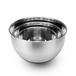 Stainless Steel Mixing Bowls - Set of 3 | M&W - Image 3