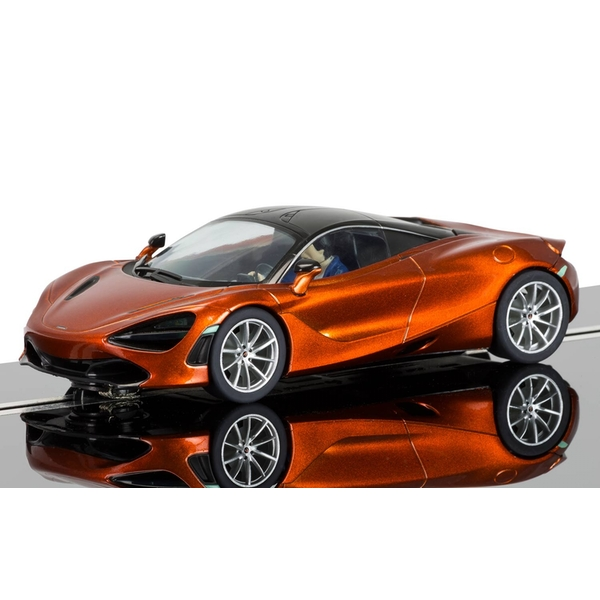McLaren 720S (Azores Orange) 1:32 Scalextric Street Car
