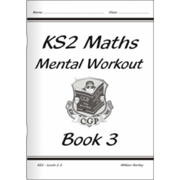 KS2 Mental Maths Workout - Year 3 by William Hartley (Paperback, 2002)