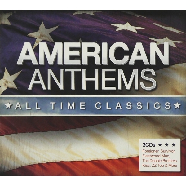 American Anthems All Time Classics CD