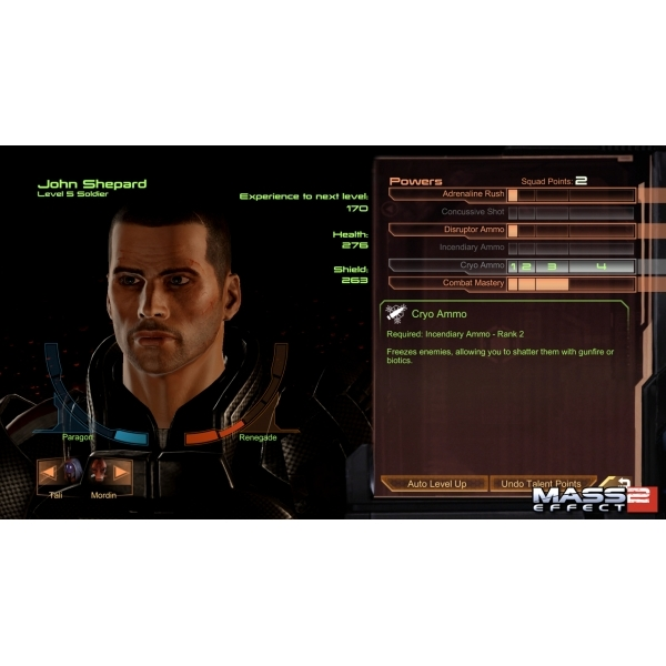 Mass Effect 2 Game PS3 - Image 1