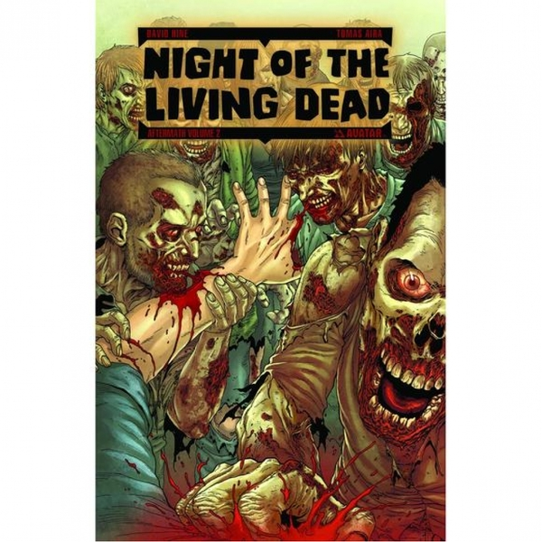 Night of the Living Dead: Aftermath Volume 2