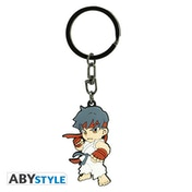 Street Fighter - Ryu Metal Keyring