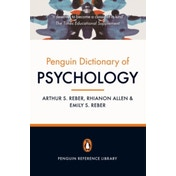 The Penguin Dictionary of Psychology (4th Edition) by Emily S. Reber, Rhianon Allen, Arthur S. Reber (Paperback, 2009)