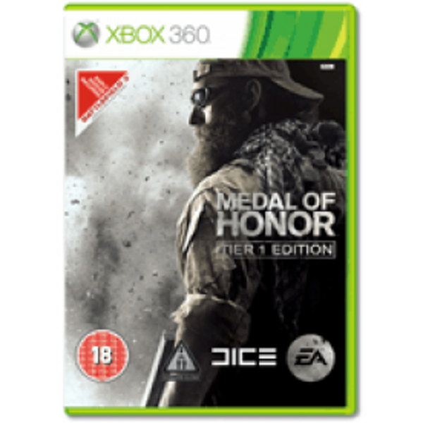 Medal Of Honor Tier 1 Edition Game Xbox 360