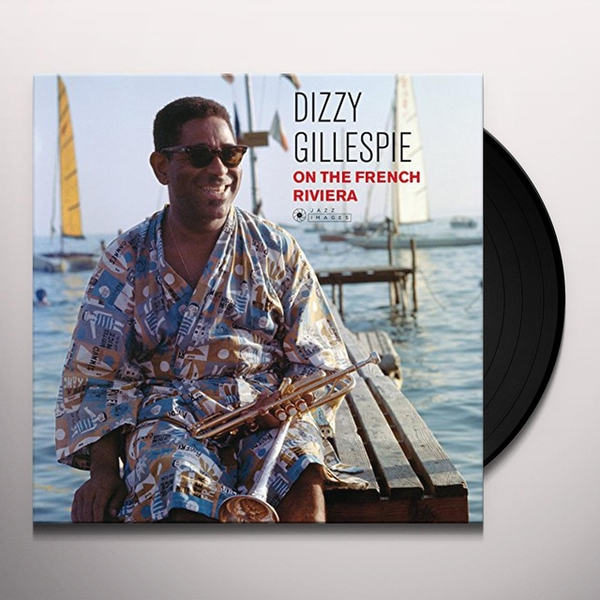 Dizzy Gillespie – On The French Riviera Limited Edition Vinyl