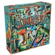 Junk Art (Plastic Version) Board Game
