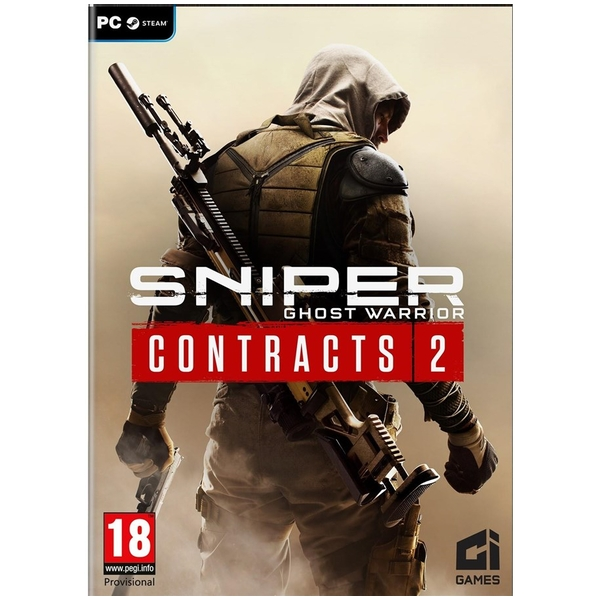 Sniper Ghost Warrior Contracts 2 PC Game