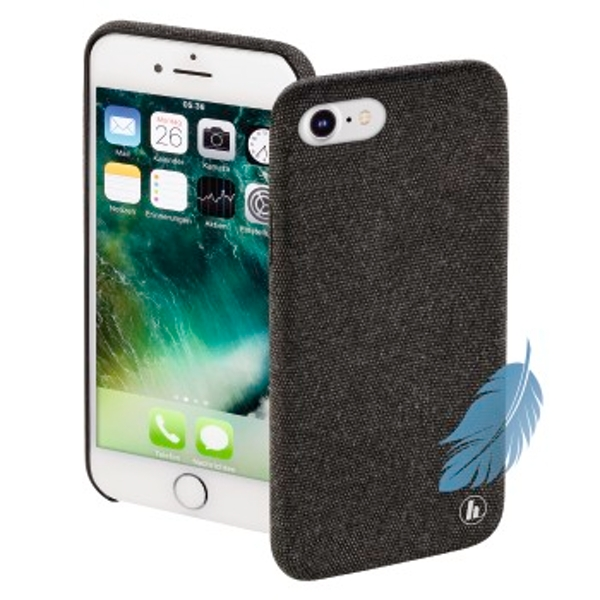 """Hama """"Cozy"""" Cover for Apple iPhone 6/6s/7/8, black"""
