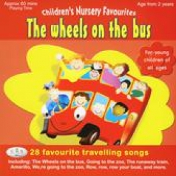 Various Artists Wheels On The Bus CD