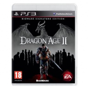 Dragon Age II 2 Signature Edition Game PS3