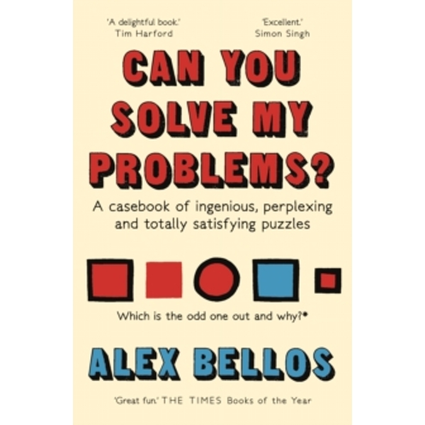 Can You Solve My Problems? : A casebook of ingenious, perplexing and totally satisfying puzzles
