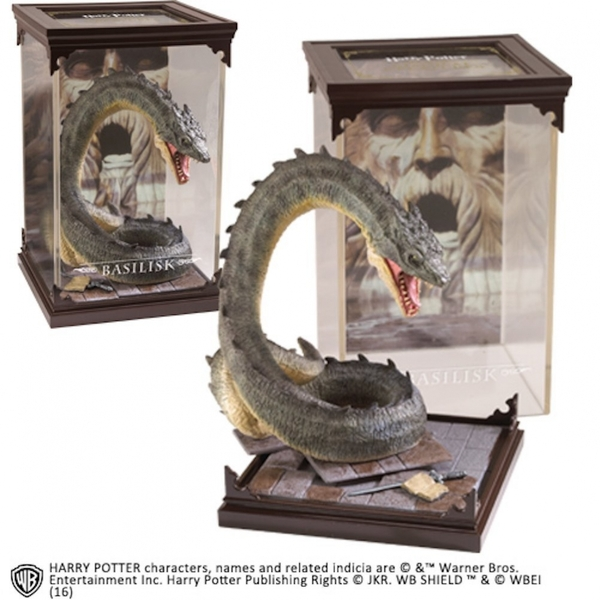 Basilisk (Harry Potter) Magical Creatures Noble Collection - Image 1