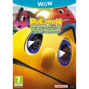 Pac-Man And The Ghostly Adventures Game Wii U