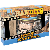 Colt Express Bandits Expansion - Doc Board Game