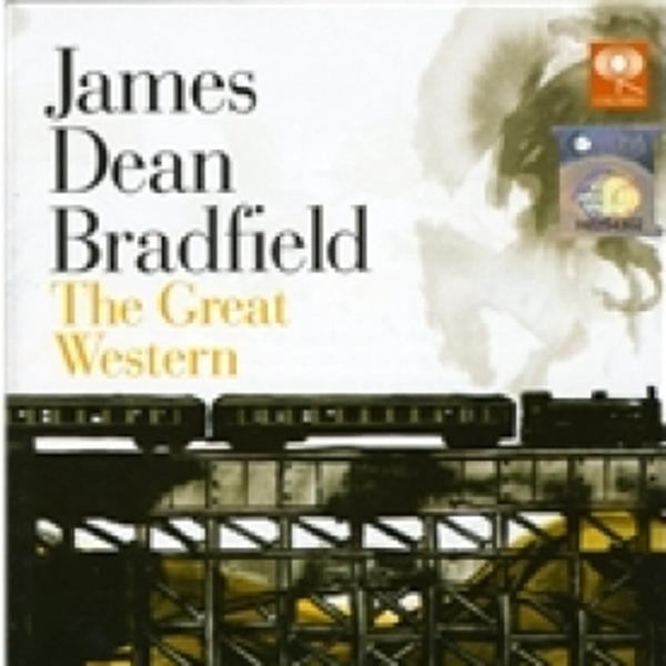 James Dean Bradfield The Great Western CD