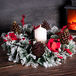 Frosted Christmas Wreath | Pukkr - Image 2