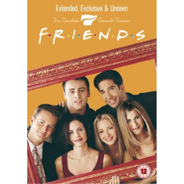 Friends Season 7 - Extended Edition DVD