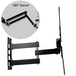 Swivel & Tilt TV Wall Bracket | Pukkr - Image 9