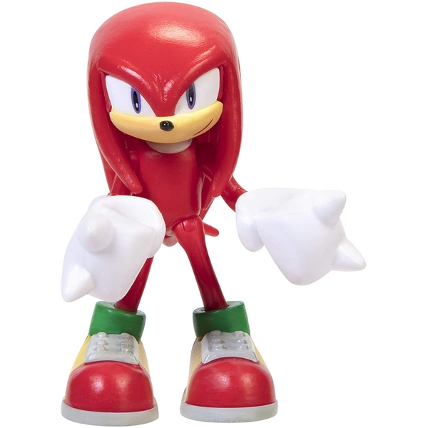 Knuckles (Sonic The Hedgehog) 2.5 Inch Figure
