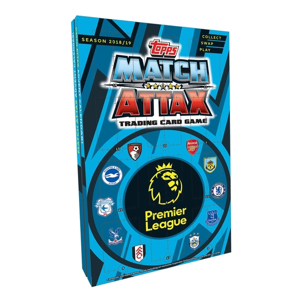 EPL Match Attax 2018/19 Advent Calendar - Image 1