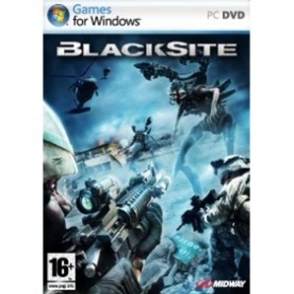 Blacksite Area 51 Game PC
