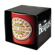 Ex-Display Mini Mug - The Beatles (Sgt Pepper) Used - Like New