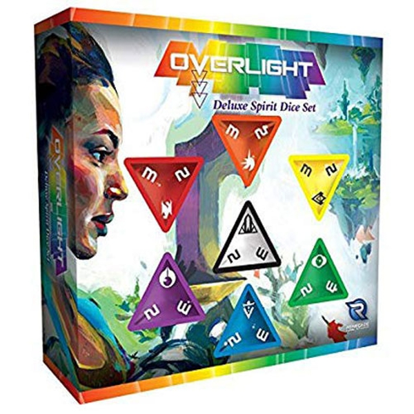 Overlight RPG: Custom Dice Set