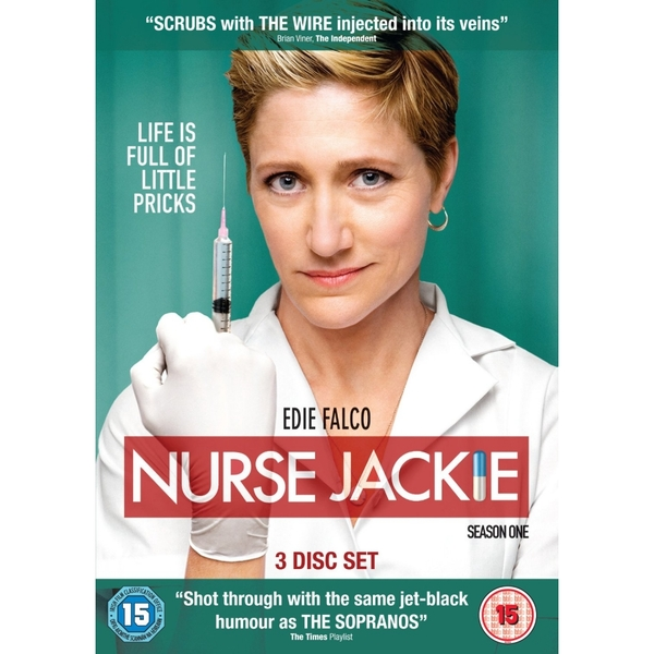 Nurse Jackie - Season 1 DVD