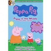 Peppa Pig Piggy In The Middle DVD
