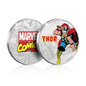 The Mighty Thor Limited Edition Collectors Coin (Silver)