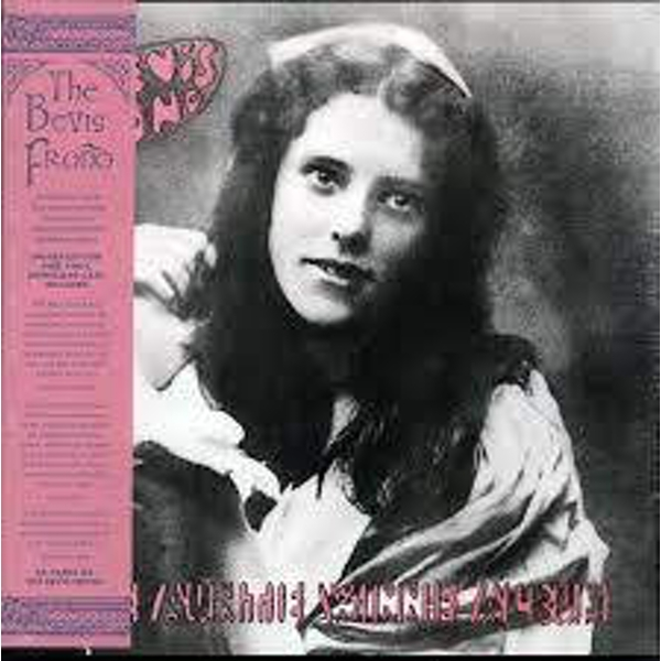 The Bevis Frond ‎– The Auntie Winnie Album Limited Edition Pink Vinyl