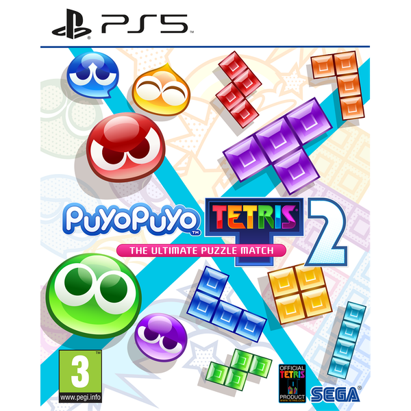 Puyo Puyo Tetris 2 PS5 Game