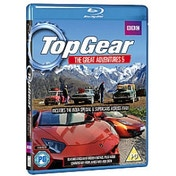 Top Gear The Great Adventures 5 Blu-ray
