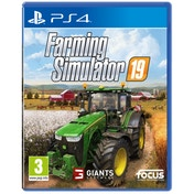 Ex-Display Farming Simulator 19 PS4 Game Used - Like New