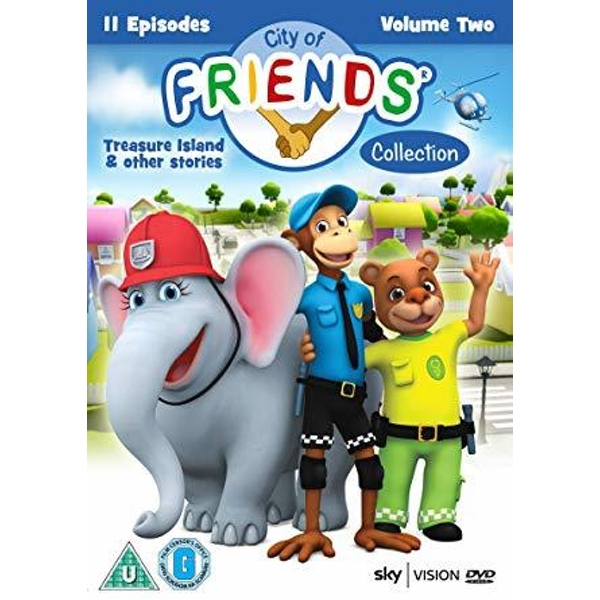 City Of Friends Collection Vol 2 DVD
