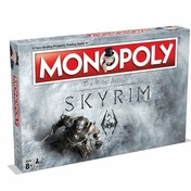 Ex-Display Skyrim Monopoly Board Game Used - Like New